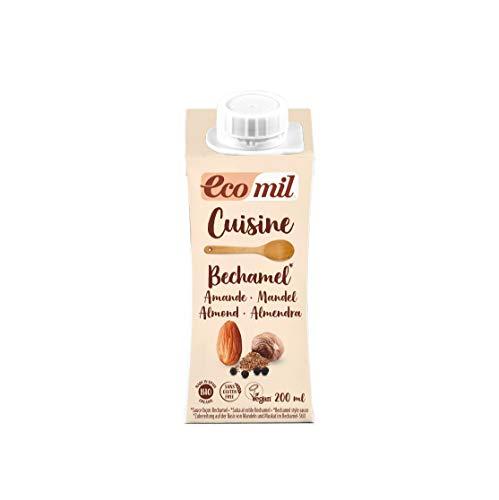 Bechamel Vegetal Vegana Bio Cuisine Ecomil, 200 ml