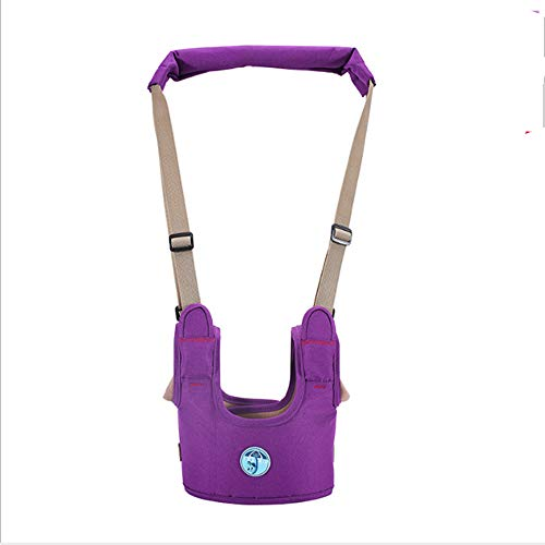 Yierya Handheld Baby Walker Toddler Walking Assistant Stand Up and Walking Learning Helper for Baby Walking Harness Leash Assistant Walking Helper
