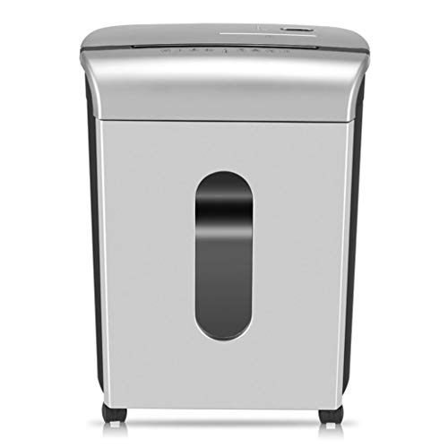 Lowest Prices! HongLianRiven Shredder 10 Cross-Cut Paper Damage Credit Card CD Home Office Shredder ...
