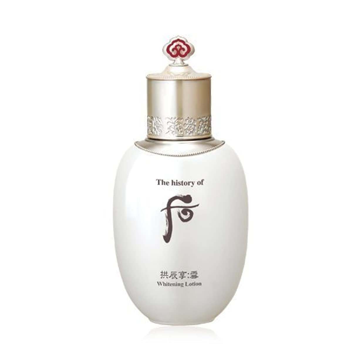 凍結敵意予備The History of Whoo Gongjinhyang:seol Whitening Lotion 3.7oz/110ml