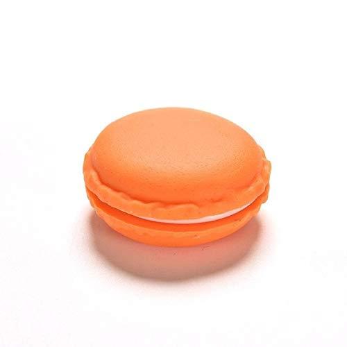 N / A 1 Stück von 6 Mini-Macarons Aufbewahrungsbox, Candy Box kann für Familien neuartige Schmuck Geschenk Geschenk Aufbewahrungsbox 5x3CM verwendet Werden