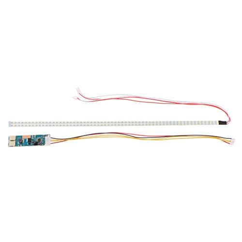 yotijar Kit de Retroiluminación LED para Monitor LCD de 2 Piezas de 355 Mm Brillo