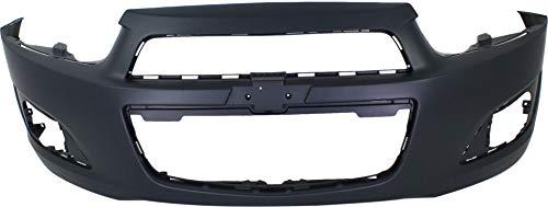 Front Bumper Cover for CHEVROLET SONIC 2012-2016 Primed LS/LT/LTZ Models Hatchback/Sedan