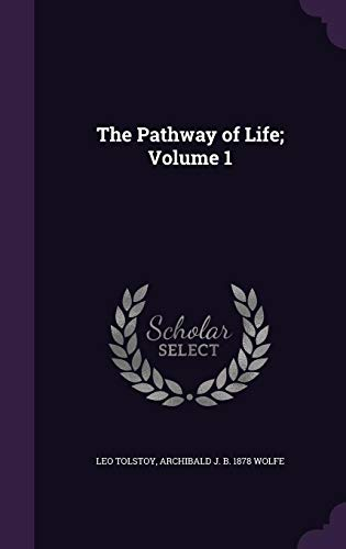 Download The Pathway of Life; Volume 1 1347225862