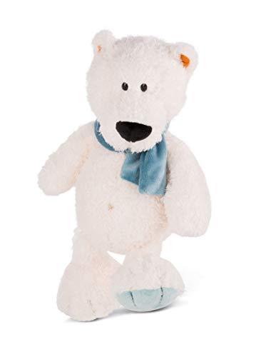 NICI 42022 Winter Kuscheltier Eisbär Bignic, 70 cm, weiß