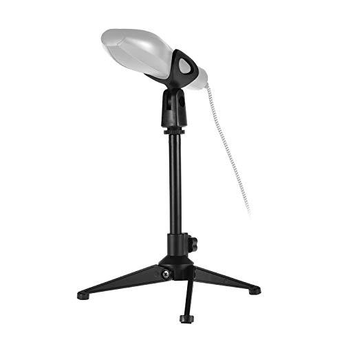 Taidallo Miniskirt Desktop Microfoon Stand Beugel Statief Draagbare Opklapbare Met Verstelbare Microfoon Houder Muziekinstrumenten & DJ