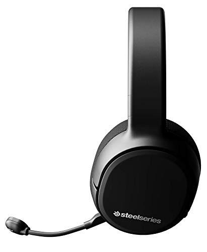 SteelSeries Arctis 1 Wireless für Xbox – Wireless Gaming Headset – USB-C Abnehmbares – Clearcast Mikrofon – für Xbox, PC, Nintendo Switch, Android