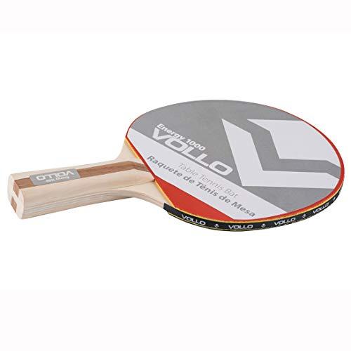 Vollo Sports Raquete Tenis Mesa Energy 1000, Madeira
