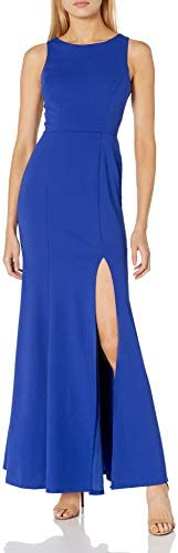 Speechless Junior s Full Length Formal Party Dress Royal Blue 11 product image