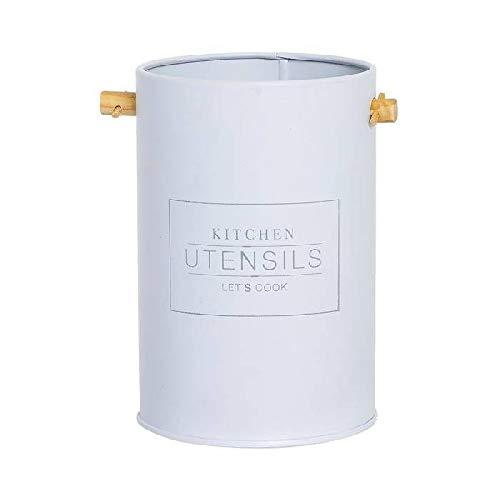 Dcasa Bote Soportes para Utensilios de Cocina Almacenaje bajo balda Artículos para el hogar Unisex Adulto, Color, única