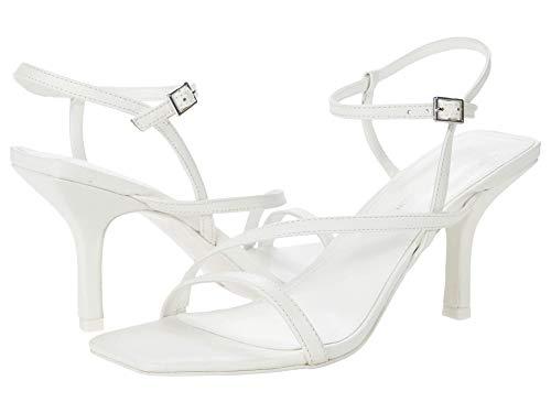 BCBGeneration Millani Women's Heels Bright White Size 7.5 M