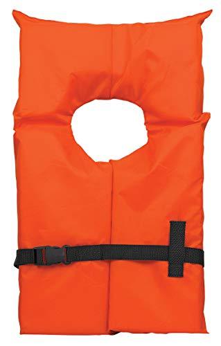Airhead Adult Universal Type 2 USCG Approved Life Jacket, Orange