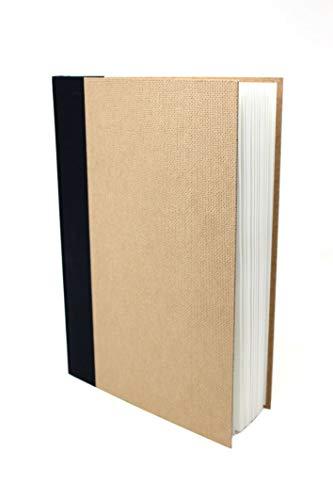 Artway Enviro - Gebundenes Skizzenbuch - 100% Recycling-Zeichenpapier - Hardcover - 92 Seiten mit 170 g/m² - 1 x A4 Hochformat