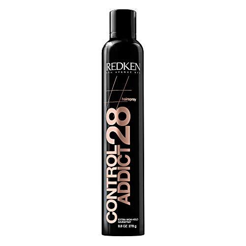 Redken Control Addict 28, High-Control-Haarspray für intensiven Halt ohne Rückständen, 400 ml