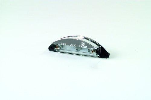 ShinYo Nummernschildbeleuchtung 12V, 5W Chrom, Unisex, Multipurpose, Ganzjährig, Kunststoff