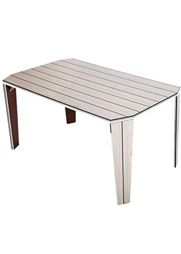 DX Klapptisch Bett Computertisch einfach klappbar Schreibtisch Kirschholz