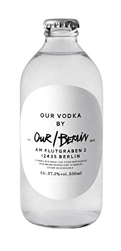 Our/Berlin Wodka (1 x 0.35 l)