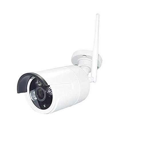 Aottom 1080P WiFi Telecamera Per Kit Sorveglianza Videosorveglianza Wifi con Monitor LCD 12'