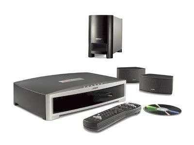 Bose 3.2.1. GSX Digital Home Entertainment Heimkino-System Graphit