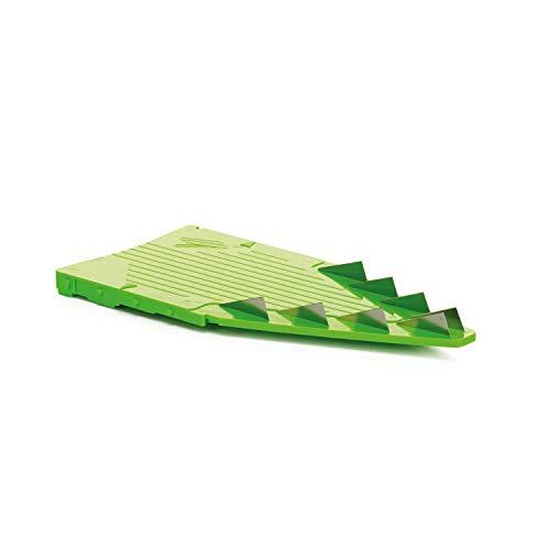 Börner Einschübe V5 Powerline (10mm, grün) Kartoffelschneider Würfel Pommesschneider Einsatz Zubehör V-Hobel Gemüsehobel Küchenreibe