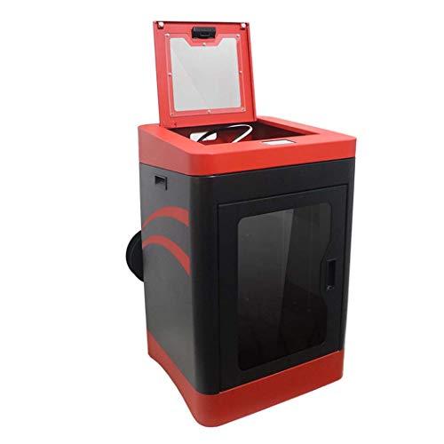 XYANZ Prototypage Rapide Imprimantes 3D, Profil V Roue V avec 2,8 'Smart Screen & Silencieux Mainboard/Métal Extrudeuse/PTFE Tube, Fonctionne avec TPU/PLA/ABS