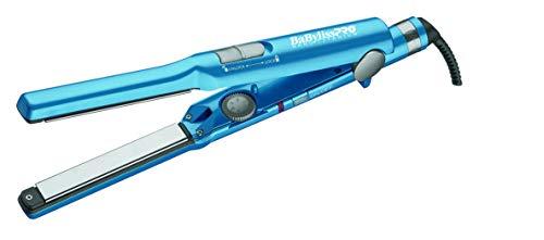 BaBylissPRO BNT2653TUC Nano Titanium Flat Iron, 1/2 Inch