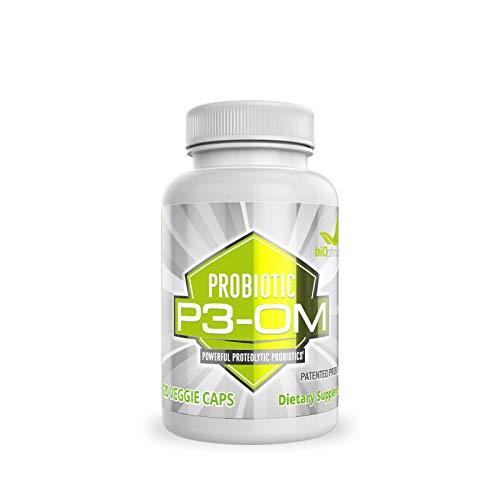 P3-OM - Freundliches Und Wildes Probiotikum - Patentierte Einzelbelastung - Keine Kühlung Erforderlich - Stärkt Die Abwehrkräfte - Unterstützt Die Verdauungsgesundheit