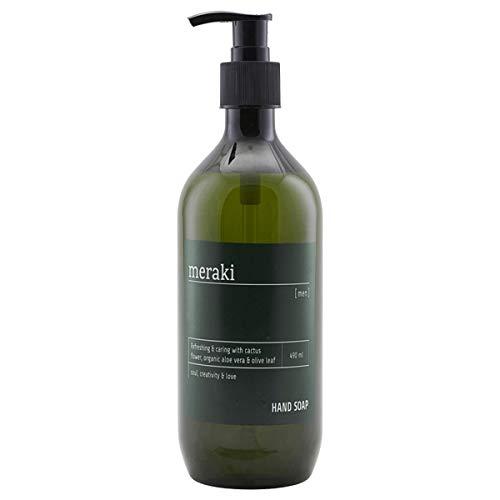 Meraki Hose Doctor - Hand soap - Men - Handwaschseife - Seife - Kaktusblüte/Aloe Vera/Olivenöl - 490 ml