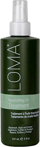 Loma Hair Care Nourishing Oil Treatment, 3.4 Fl Oz