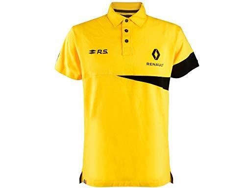 Renault Sport – Polo Fórmula 1 – Temporada: 2020 – Hombre amarillo L