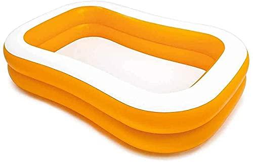 Centro de piscina-piscina centro de lujo transparente rectangular piscina piscina piscina piscina piscina inflable piscina de bolas del océano
