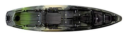 Wilderness Systems Atak 120 | Sit on Top Fishing Kayak | Premium Angler Kayak | 12' | Mesa Camo