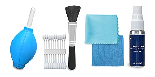 Prime Deals Professional 6-in-1 Cleaning Kit -Air Blower,...