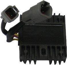 Ski-Doo Voltage Regulator Model MX Z 800 Rev 2003 / MX Z 800 HO Adren Ren/X X 2005-2006 / MX Z 800R P-TEK 2007 Snowmobile Part# 12-3072, SM-01141 OEM# 515175968