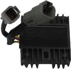 Ski-Doo Voltage Regulator Model Summit 800 HO 2003-2006 / Summit 800R P-TEK 2007 Snowmobile Part# 12-3072, SM-01141 OEM# 515175968