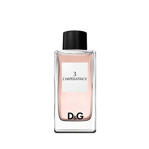 D&G DOLCE&GABBANA L'IMPERATRICE DONNA WOMAN Eau De Toilette 100ML