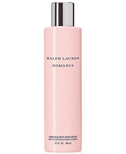 Ralph Lauren Romance Sensuous Body Moisturizer, 6.7 oz. / 200 ml For Women (body lotion)