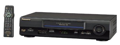 Panasonic PV-V4611 4-Head Hi-Fi Stereo VCR