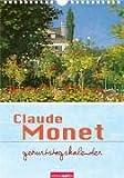 Claude Monet Geburtstagskalender - Claude Monet