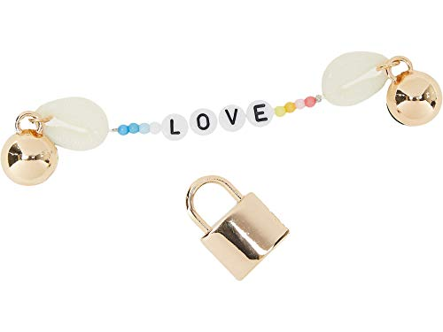 Crocs Jibbitz Elevated Love Charm Chain Pack One Size