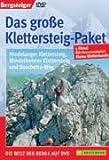 Das große Klettersteig-Paket - DVD-Video: Hindelanger Klettersteig, Mindelheimer Kletters...