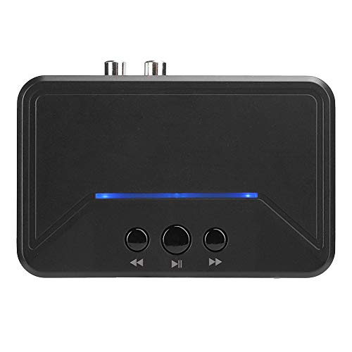 Why Choose EBTOOLS NFC Bluetooth 5.0 Receiver, Long Range 3.5mm Adapter Wireless Audio Receiver Tool...