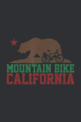 Mountain Bike California (Gratitude Journal): Cycling Gifts For Her, Choosing Gratitude Journal