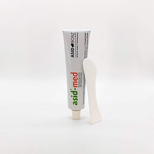 INTIM Enthaarungscreme Hair Removal Cream für Gesicht Unterarm Bikini Unisex asid med