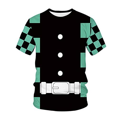 SSBZYES Camiseta para Hombre Camiseta De Verano De Manga Corta para Hombre Camiseta De Gran Tamaño Camiseta De Manga Corta para Hombre Camiseta De Cómic Camiseta De Verano De Gran Tamaño Top Casual