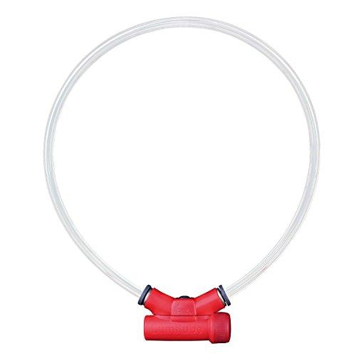 Red Dingo lumitube beleuchtetes Sicherheits-Halsband