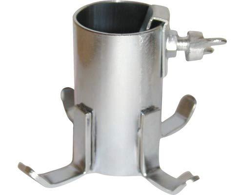 beo Halteklammer für Sonnenschirme - Accessoires-Halteklammer - Metall - für Rohrdurchmesser von 20-28mm