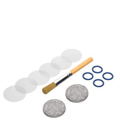Storz und Bickel Zubehör für Vaporizer | Verschleißteile-Set für Volcano Hybrid Easy-/ MEDIC Valve für Flüssigkeiten, Öle, Kräuter und Harze | Wear & Tear Set | von bong-discount