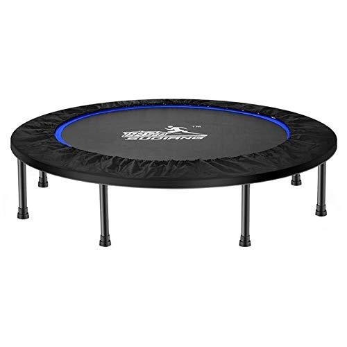 ZHAOJBC Fitnessstudio trampoline 45 inch Rebounder springmat veilig voor kinderen – maximale belasting 225 kg