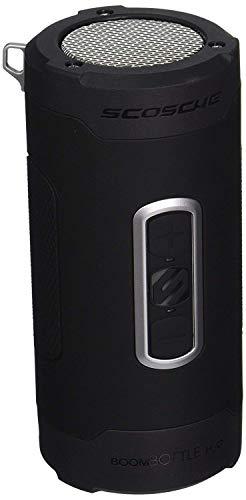 SCOSCHE BoomBottle H2O+ Rugged Waterproof Portable Wireless Bluetooth Speaker - 360-Degree 12 Watt...